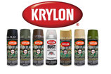Krylon Camo Paint - 6 Camo Colours Available & Combo 4 Packs