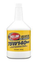 Red Line 75w140NS GL5 Gear Oil