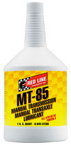 Red Line MT85 - 75w85 GL4 Gear Oil