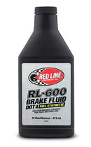 Redline RL-600 Brake Fluid 473ml
