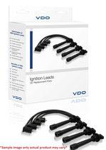 Hyundai Spark Plug Lead Set - SOHC 8v MPFI 4cyl