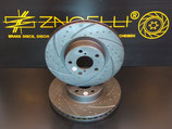 A pair of DDS Holden 296x28 Front Rotors for Ian Payne