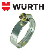 Würth Non Perforated Hose Clamps