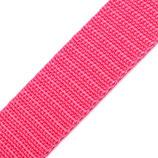 Gurtband 30mm pink PP