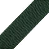 Gurtband 20mm dunkelgrün PP