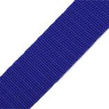 Gurtband 20mm blau PE