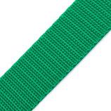 Gurtband 30mm grün PP