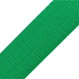 Gurtband 40mm grün PP