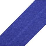 25m Schrägband 20mm blau bw