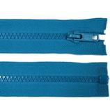 Reißverschluss 50 cm blue danube