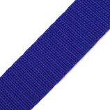 Gurtband 30mm blau PP