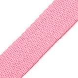 Gurtband 20mm pink PP