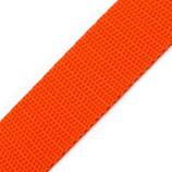 Gurtband 30mm orange PP