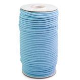 Gummikordel 3,0 mm hellblau