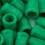 Kordelendstück 12*17mm grün