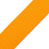 Gurtband 30mm apricot PP