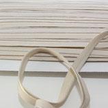 Paspelband 10 mm kiesel elastisch