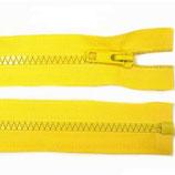Reißverschluss 50 cm lemon