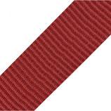 Gurtband 40mm weinrot PP