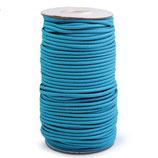 Gummikordel 3,0 mm tile blue
