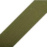 2 Meter Gurtband 30mm BW zederngrün