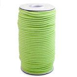 Gummikordel 3,0 mm  hellgrün