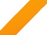 Gurtband 20mm apricot PP