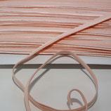 Paspelband 10 mm lachs elastisch
