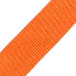 Gurtband 40mm orange PP
