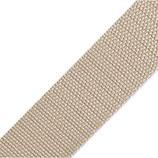 Gurtband 25mm beige PP