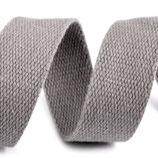 Gurtband 30mm Baumwolle dove