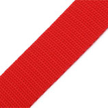Gurtband 20mm rot PP