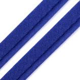 Paspelband 12mm olympian blue Baumwolle