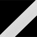 Gurtband 25mm weiß PP