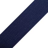 2 Meter Gurtband 30mm BW dunkelblau