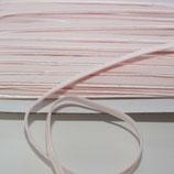 Paspelband 10 mm alt-rosa elastisch