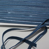 Paspelband 10 mm jeans elastisch