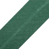 25m Schrägband 20mm tannengrün bw