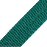 Gurtband 25mm türkisgrün PP