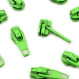 Zipper 3mm für Spitzen-RV jasmin green