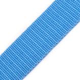 Gurtband 30mm hellblau