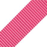Gurtband 40mm pink PP