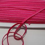 Paspelband 10 mm fuchsia elastisch