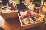 """Geschenkverpackung """"Geschenkkorb"""""""