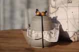 Traval tea set for 1 #9
