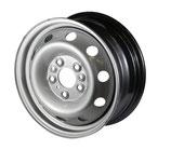Light: Stahlfelge 15 Zoll, optional inkl. Reifen, 5x118, Fiat ET 1374080080, auch als Ersatzrad