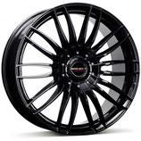 Maxi: 18 Zoll: Borbet CW3 Black Glossy 4xAlufelgen/Kompletträder, 5x130