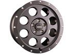 VW Crafter: 18 Zoll: DELTA 4x4 KLASSIK B Black - Schwarz Matt  4xAlufelgen/Kompletträder, 5x120