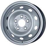 Maxi: Stahlfelge 16 Zoll, silber, optional inkl. Reifen, 5x130, auch als Ersatzrad