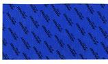Zuschnitt blau 15cm x 30cm